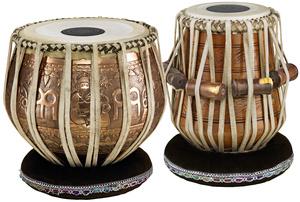 Indian Musical Instruments Tabla Tabla